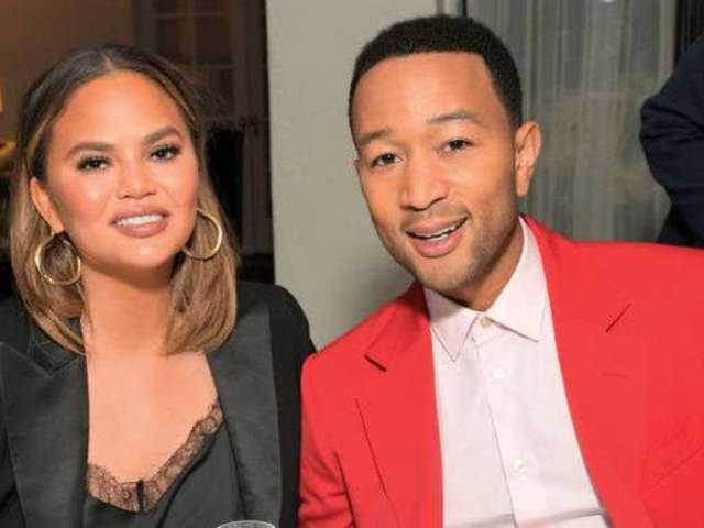 Chrissy Teigen and John Legend Blast President Donald Trump With Vulgar Hashtag Amid Twitter Fight