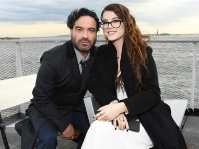 'Big Bang Theory' Star Johnny Galecki Shows off Girlfriend Alaina Meyer's Baby Bump in Couples Photo