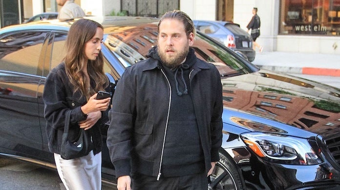 Jonah Hill Engaged To Girlfriend Gianna Santos After A