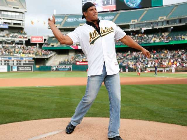 Former MLB Star Jose Canseco Set to Make Pro Wrestling Debut