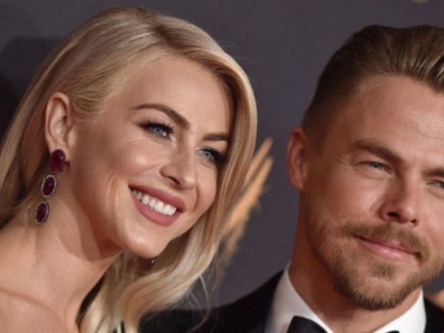Julianne Hough and Brother Derek to Headline NBC Holiday Special