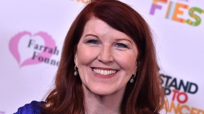 kate-flannery-getty