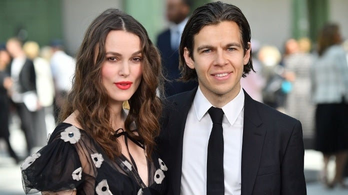 keira knightley james righton getty images