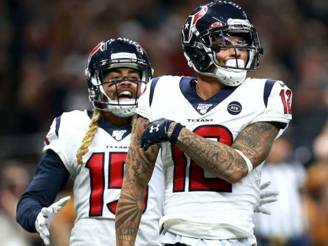 Texans WR Kenny Stills Partnering With Houston Police to Build Trust
