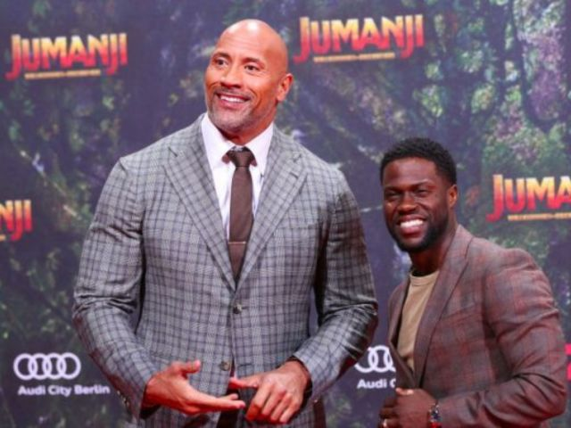 Kevin Hart Had a Rough Encounter With a 'Racist' Camel While Filming 'Jumanji: The Next Level'