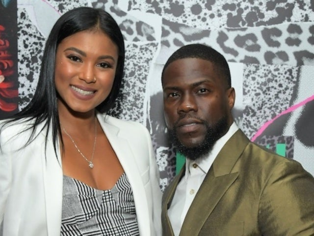 Kevin Hart's Wife Eniko Shows off Baby Bump in New Selfie, Claims She's Suffering Hair Loss
