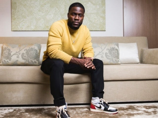 Kevin Hart Improves Quickly, Starting Physical Therapy Following Car Accident