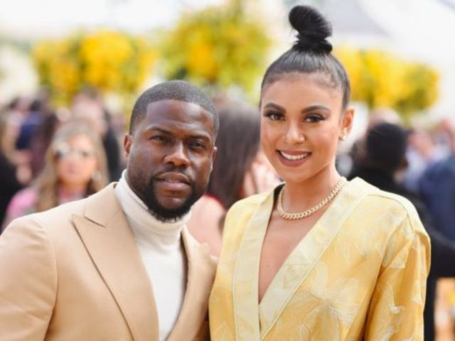 Kevin Hart and Wife Eniko Parrish Expecting Second Child Together