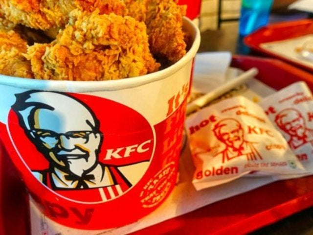 KFC Testing Chicken and Donut Sandwiches