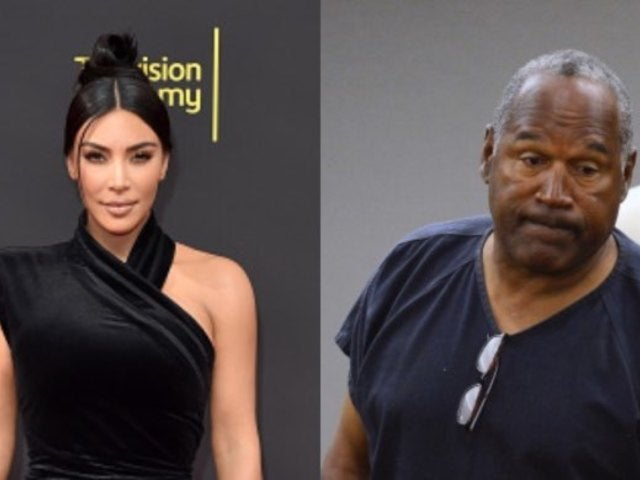 Kim Kardashian Admits She Started Publicly Crying the Last Time She Saw O.J. Simpson
