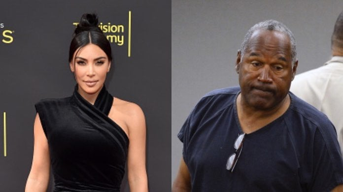 Kim Kardashian and OJ Simpson-2