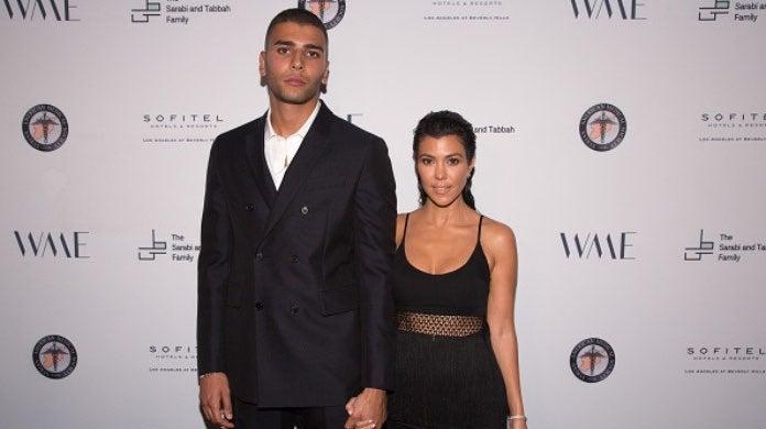 Kourtney Kardashian and Younes-2