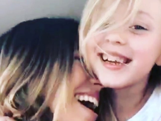 Kylie Rae Harris Fans Flocking to Video of Country Singer's Sheryl Crow Cover With 6-Year-Old Daughter