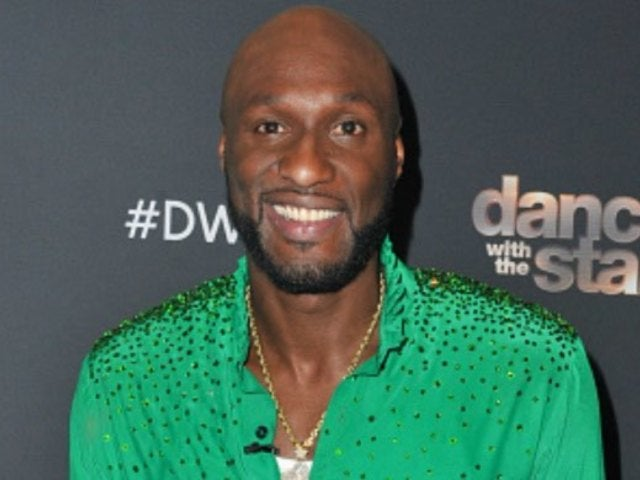 Lamar Odom Was Caught Adjusting Himself Live on 'DWTS' and Twitter Can't Handle It