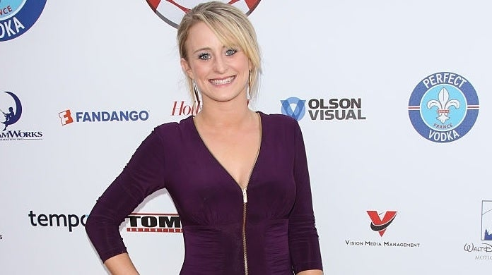 leah messer getty images