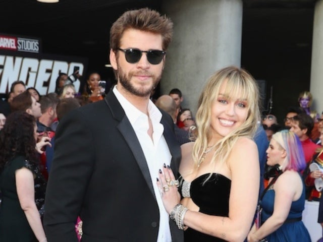 Miley Cyrus Reportedly Weighs in on Lindsay Lohan Leaving Flirty Comment to Ex Liam Hemsworth