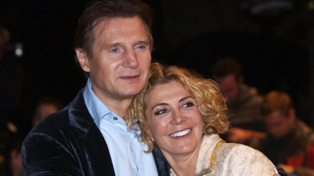 Liam Neeson Reveals Heartbreaking Confession About His Wife
