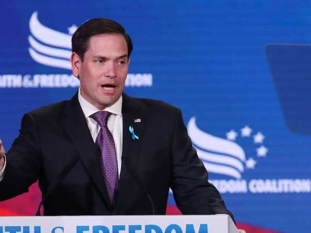 US Senator Marco Rubio Says Talent Is Not Keeping Colin Kaepernick out of NFL