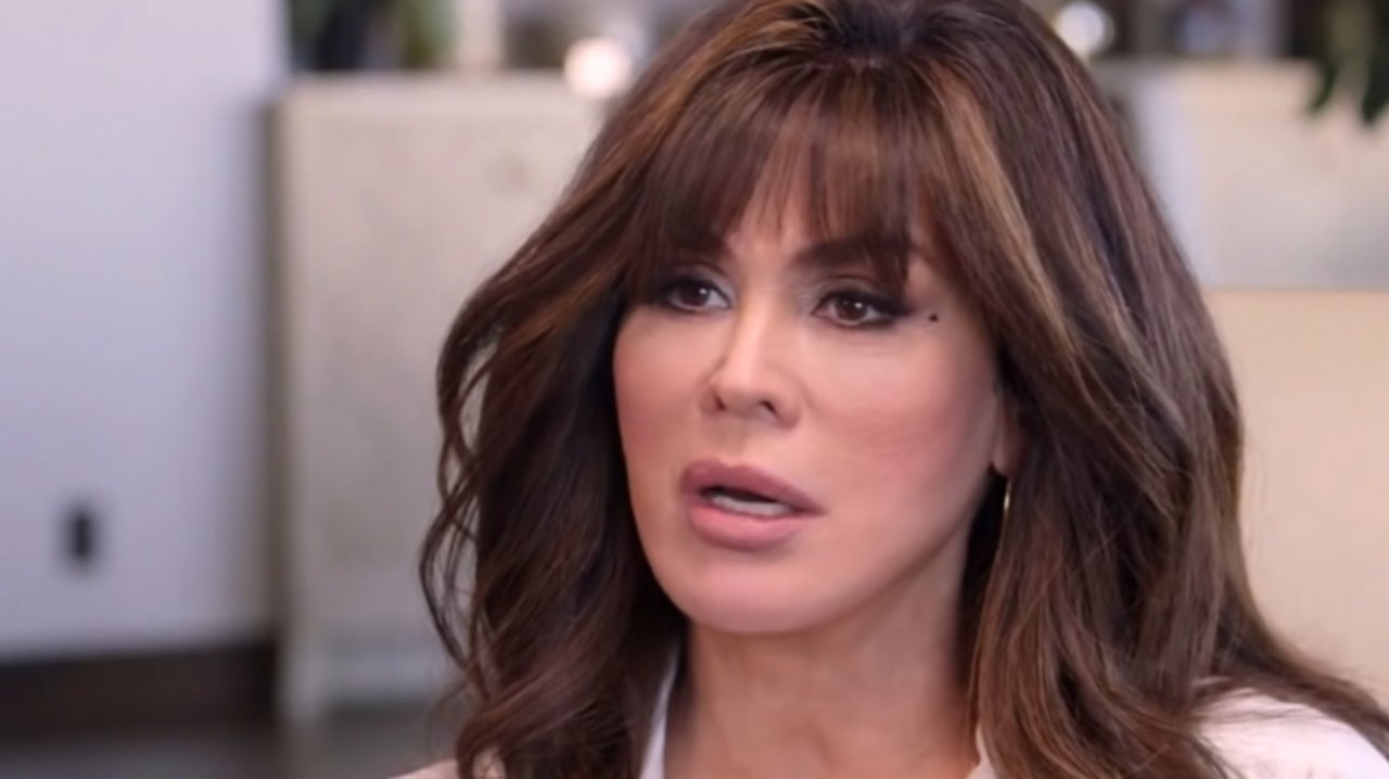 the talk' co-host marie osmond reflects on son michael's