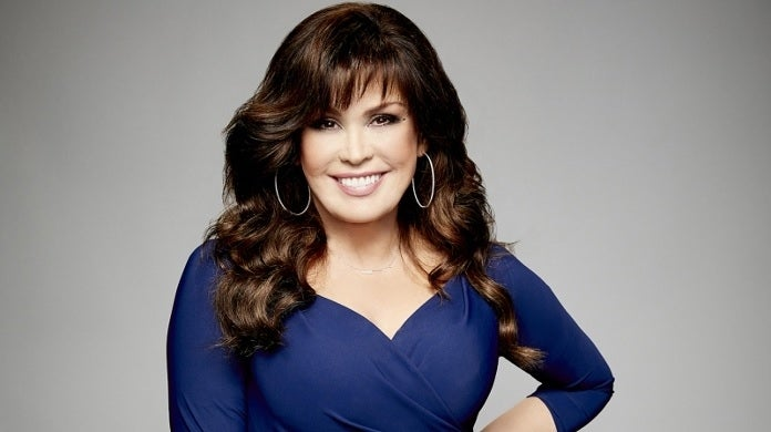 marie osmond cbs the talk