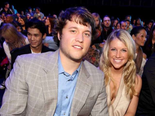Matthew Stafford's Wife Kelly Opens up About Learning to Move Again Following Brain Tumor Surgery