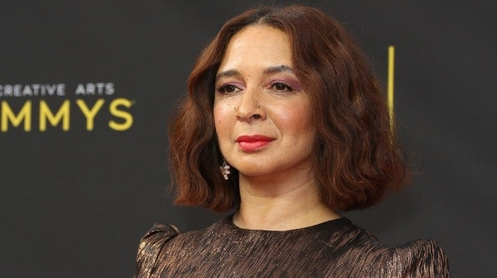 maya rudolph getty images