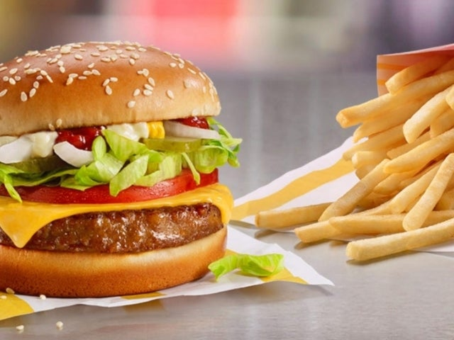 McDonald's Introduces New Vegan Menu Item P.L.T., and Social Media Is Weighing In