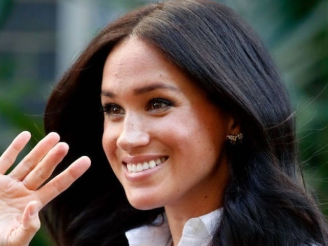 Meghan Markle Pays Homage to Princess Diana With Accessory During Clothing Launch