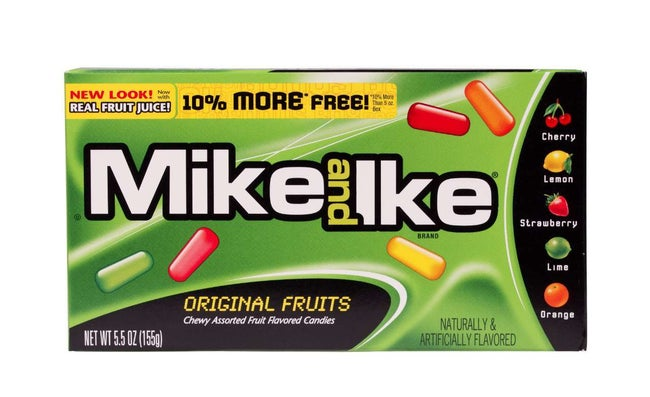 Mike and Ikes