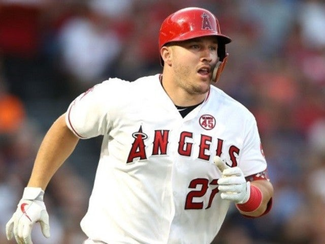 Tyler Skaggs' Angels Teammate Mike Trout Reacts to Late Pitcher's Cause of Death