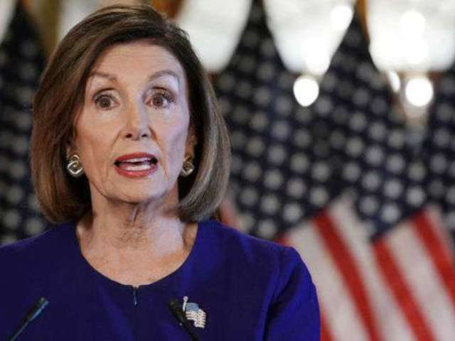 Nancy Pelosi Calls Donald Trump 'Morbidly Obese' and Social Media Has Thoughts
