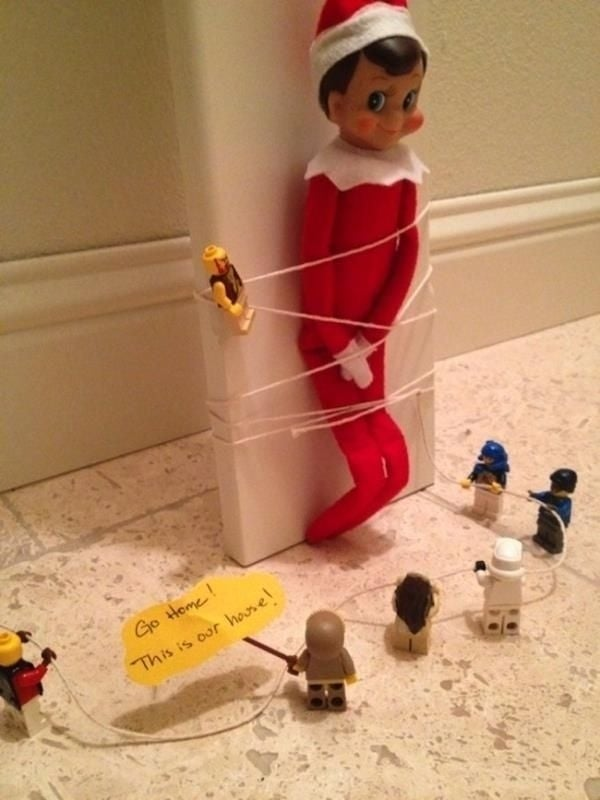 Naughty-elf