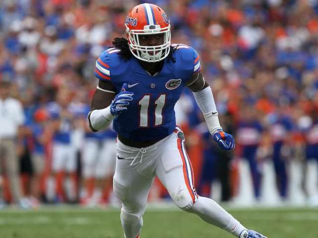 Raiders and Gators Fans Honor Neiron Ball's Memory on Social Media