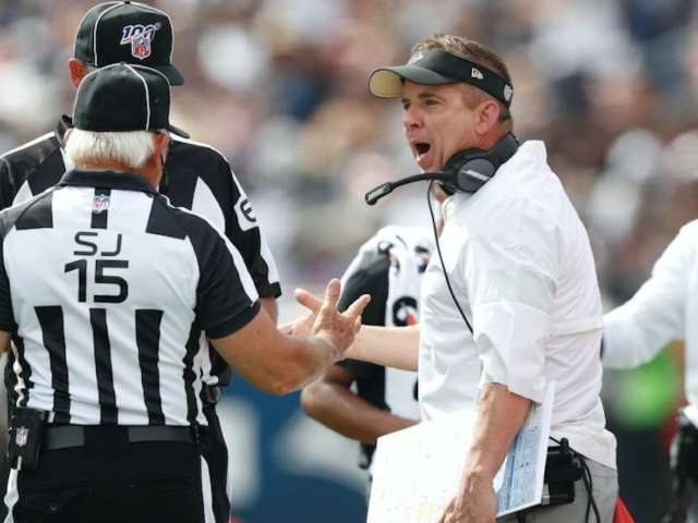NFL Officiating Has Football Fans Frustrated and Angry