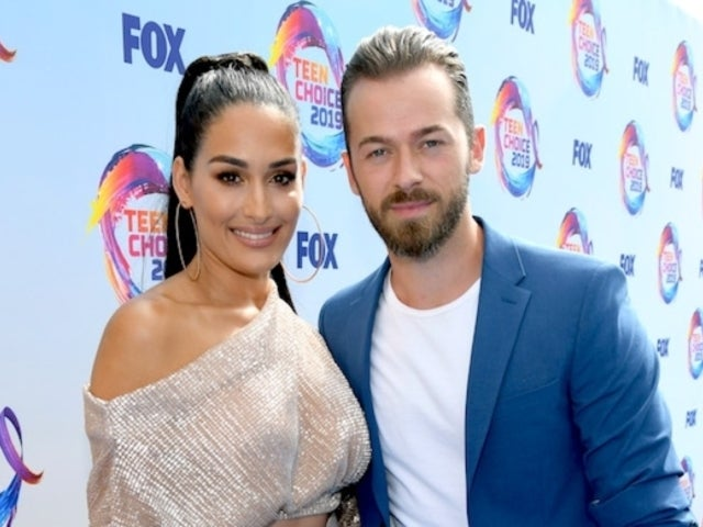 'Dancing With the Stars' Alum Artem Chigvintsev Reveals His Plans for Kids With Girlfriend Nikki Bella