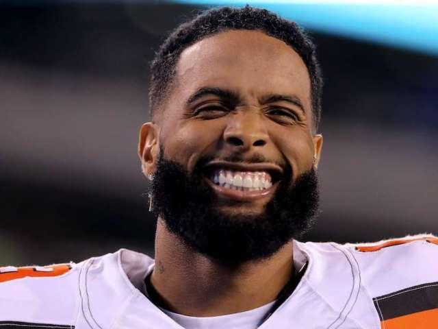 Cleveland Browns Fan Gets Odell Beckham Jr. Tattoo