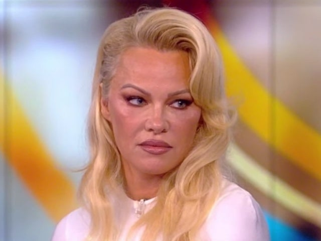 Pamela Anderson Has No Patience for Meghan McCain During Heated Debate on 'The View'