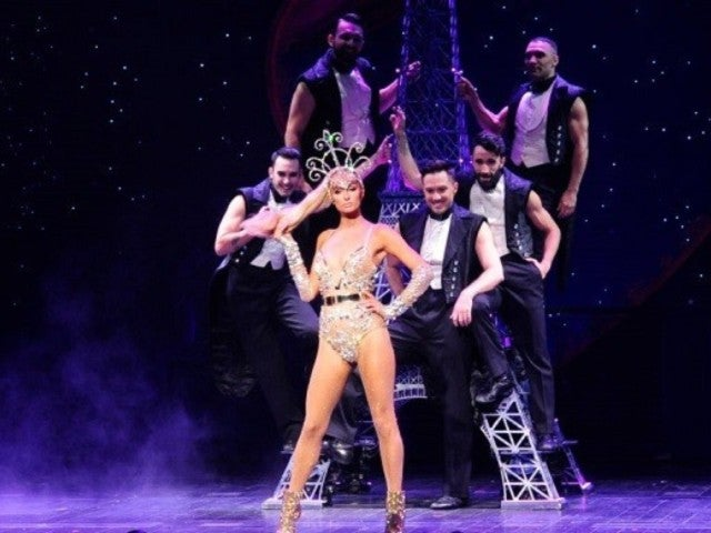 Paris Hilton Sizzles in New Moulin Rouge-Inspired Outfit, Reveals Epic NYFW Entrance in New Video