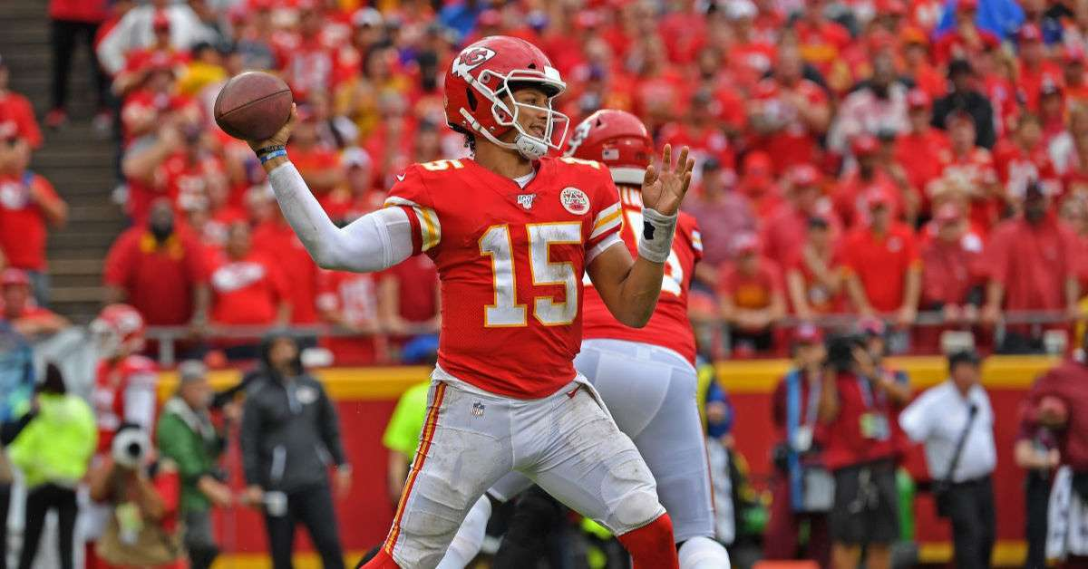 Patrick Mahomes Chiefs 200 million contract extension