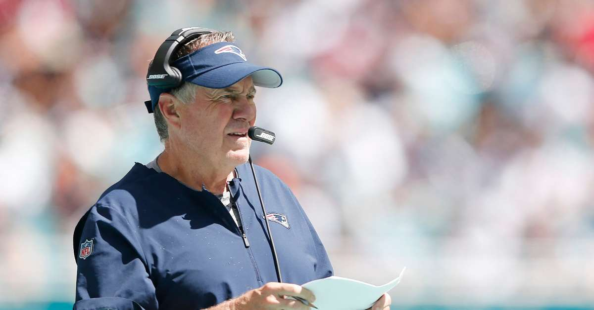 Patriots Bill Belichick responds Antonio Brown allegations