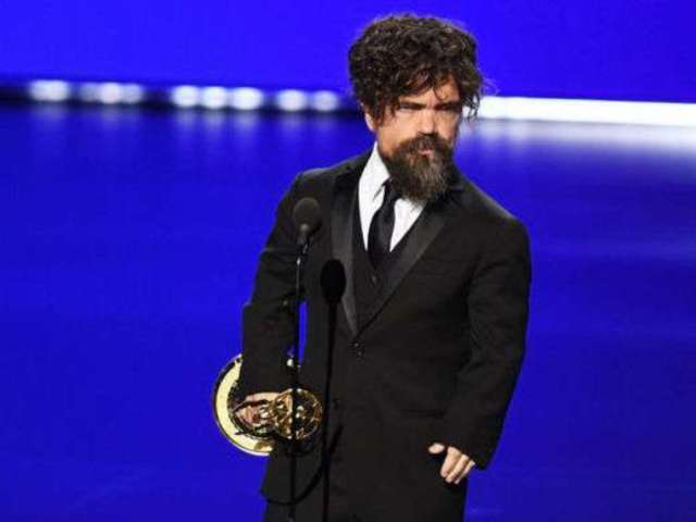 Emmys 2019: What 'Game of Thrones' Star Peter Dinklage Said in Bleeped Speech