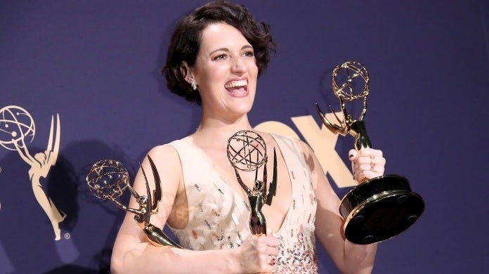 phoebe waller bridge getty images