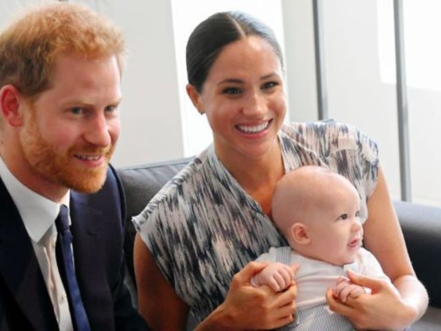 Meghan Markle's Real Name Revealed on Son Archie's Birth Certificate