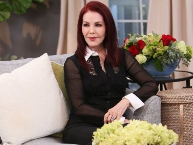 Priscilla Presley's Photo Outside Elvis' Graceland Has Fans Talking