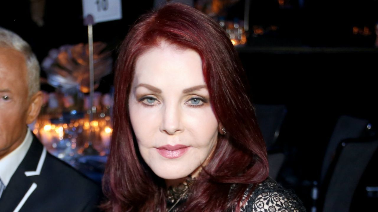 Priscilla Presley Attends Drug Prevention Event Following Daughter