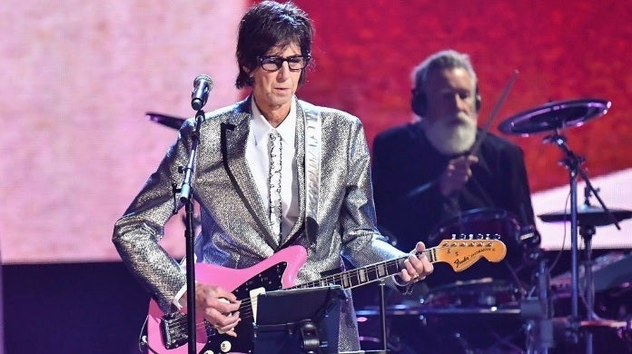 ric ocasek getty images