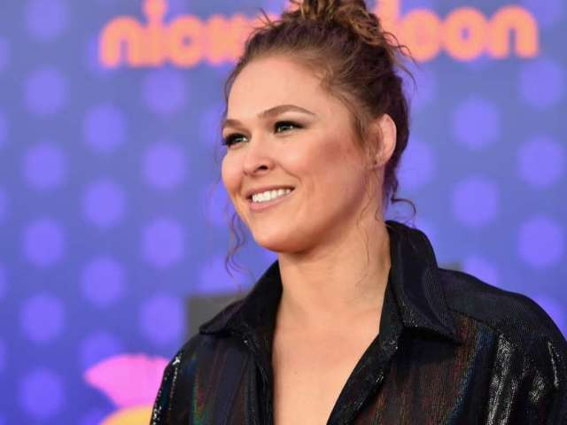 Fans React to Ronda Rousey Getting Stitches Removed From Nearly Severed Hand