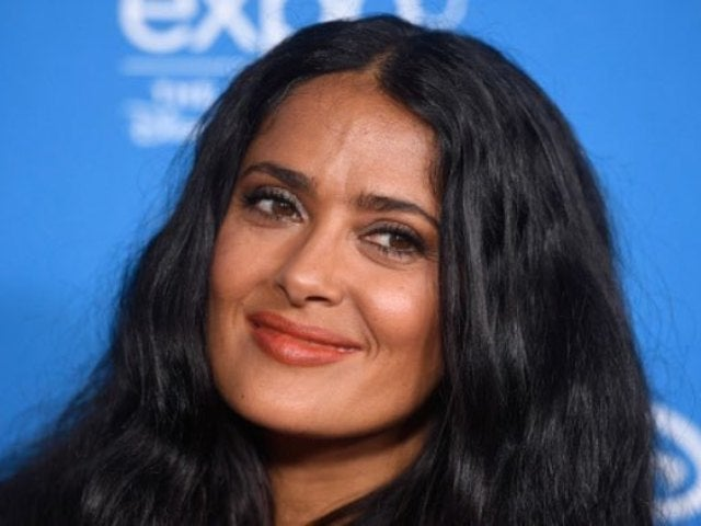 Salma Hayek Embraces 53rd Birthday With Sassy Bikini Photo