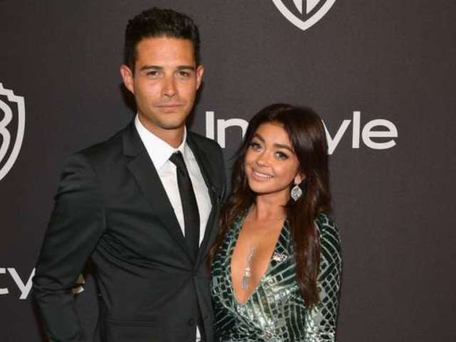 'Modern Family' Star Sarah Hyland Treated First Date With Wells Adams as 'Trial by Fire' With No Secrets