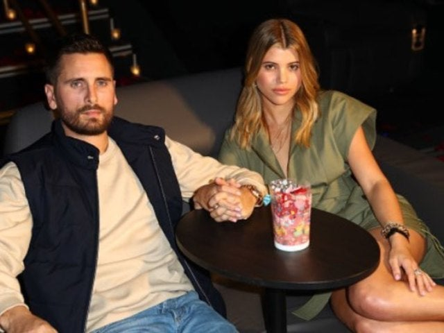 Sofia Richie and Scott Disick Transform Into a Classic Barbie and Ken for Halloween